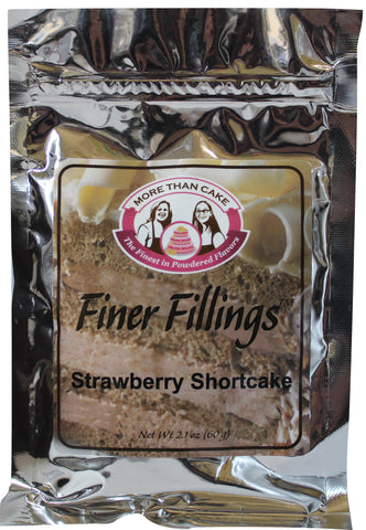 Finer Fillings™ Strawberry Shortcake by More Than Cake - Cricket Creek