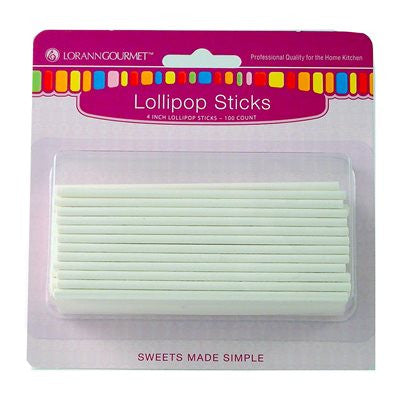 Lollipop Sticks - Cricket Creek