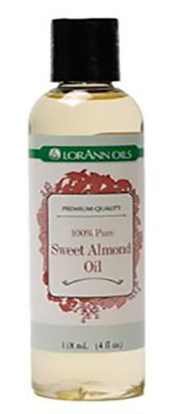 Sweet Almond Oil - Cricket Creek