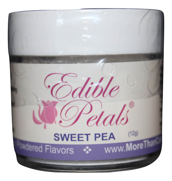 Edible Petals® Sweet Pea 12g by More Than Cake