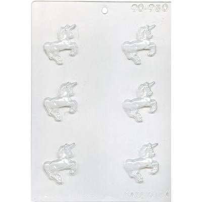 Mini Unicorn Chocolate Mold - Cricket Creek