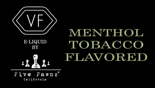 Starter Pack w/ VF by Five Pawns Menthol Tobacco