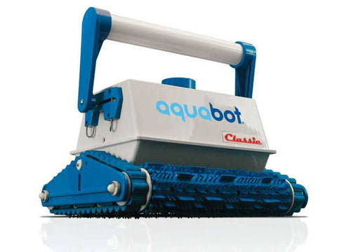 Aquabot Classic In Ground Pool Cleaning Robot