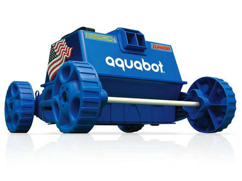 Aquabot Pool Rover Jr. Above Ground Pool Cleaning Robot