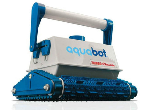 Aquabot Turbo In Ground Pool Cleaning Robot