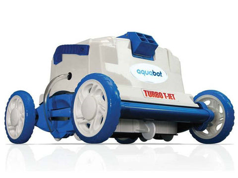 Aquabot Turbo T Jet In Ground Pool Cleaning Robot