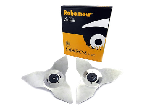 Robomow Replacement Blades - Low Cut
