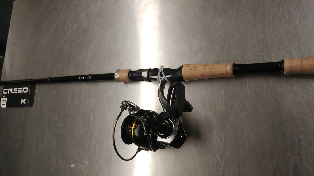 13 fishing creed k combo 7 39 mf west virginia outdoors for 13 fishing combo