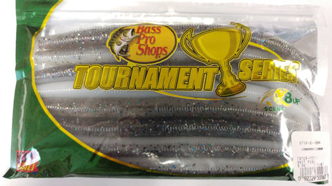 Bass Pro Shops Stik-O Worm - 7-1/8'' - Bait Fish 8pk