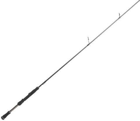 "13 Fishing Fate Chrome Spinning Rod - 7'1"" Medium Fast"