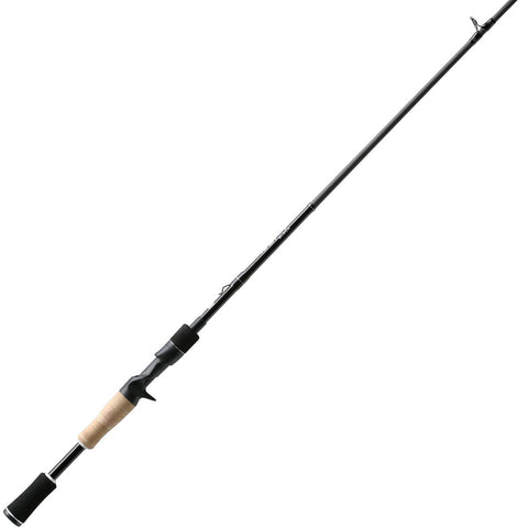 13 Fishing Defy Black Casting Rod - 7' Cranking