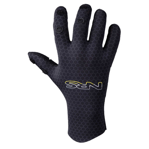 NRS HydroSkin 2.0 Forecast Gloves - Black