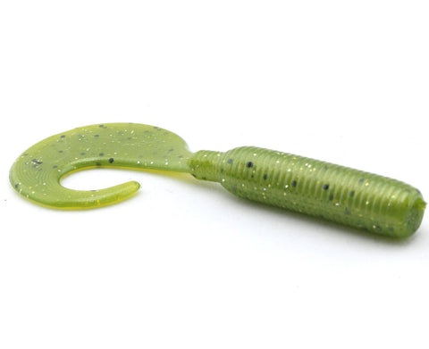 "412 Bait Co 3.5"" Grub - 12pk"