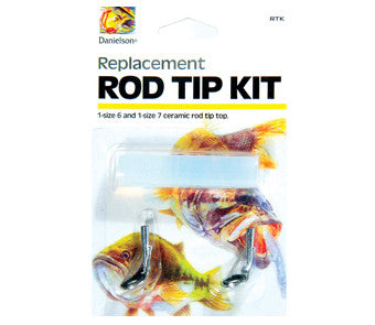 Danielson Rod Tip Repair Kit