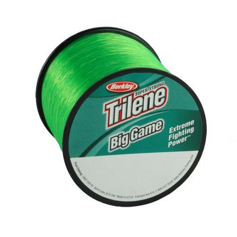 Berkley Trilene Big Game Monofilament Line - 50# Solar Collector 275yds