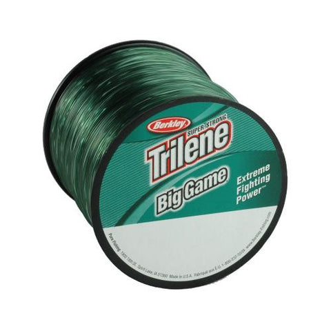 Berkley Trilene Big Game Monofilament Line - 50# Green 275yds