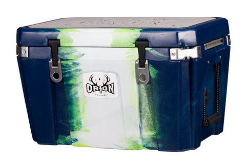 ORION 55 COOLER - Navy/Lime/White