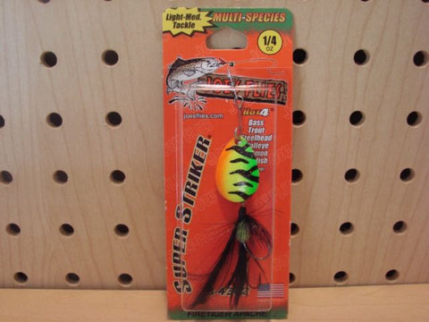 Joe's Flies Super Striker Elite - Apache Firetiger