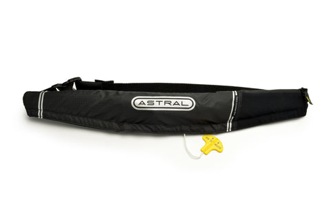 Astral Airbelt - Black - One Size Fits All