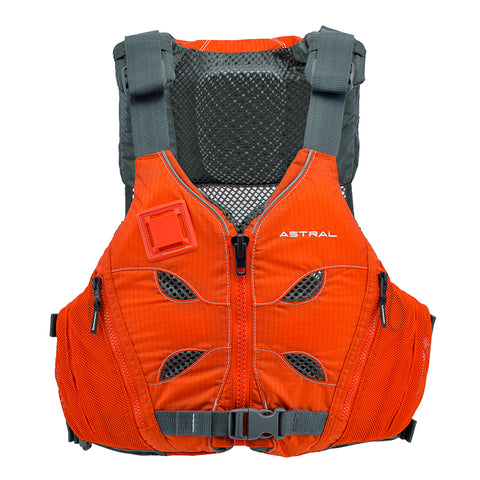 Astral Life Vest - V- Eight - Burnt Orange