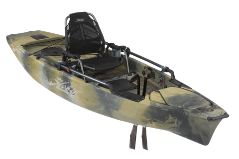 2018 Hobie Mirage Pro Angler 12 - Camo Package