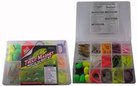 Trout Magnet Best of Trout Magnet Kit