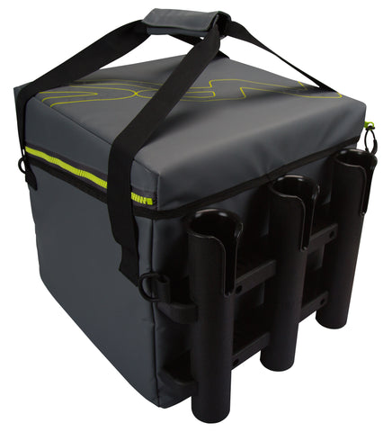 NRS Ambush Tackle Bag - Gunmetal