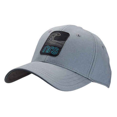 NRS Wave Lines Hat - Universal - Metal