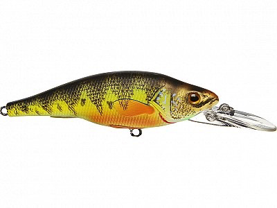 Live Target Yellow Perch Florescent/Matte