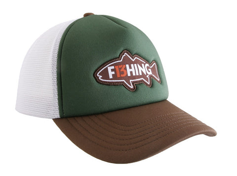 "13 Fishing ""Pa-Tater Farmer"" Snapback Hat"