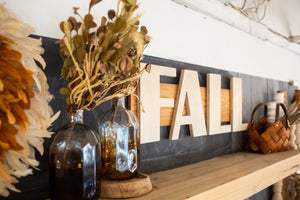 Autumn Has Arrived at Harp Design Co.