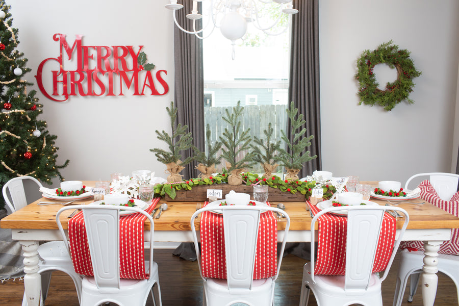 Creating A Festive Tablescape That Fits Your Style