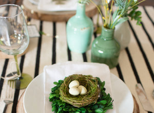 5 Ways to Get your Easter Tablescape Hoppin' This Year