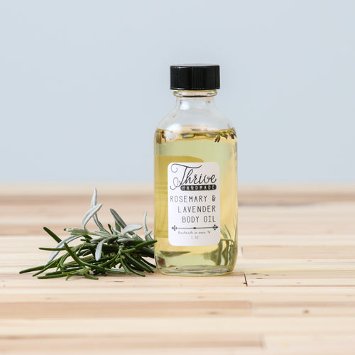 Rosemary & Lavender Oil