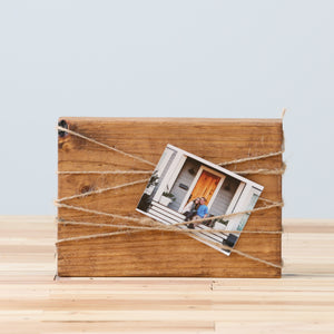 Handmade Photo Blocks