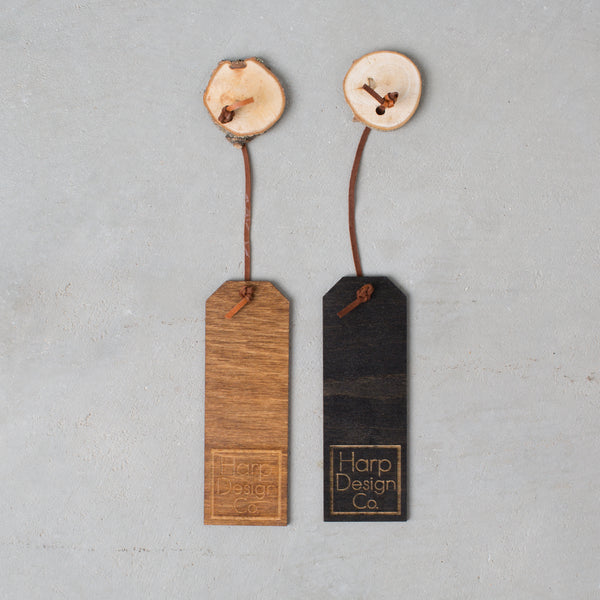 Wooden Bookmark