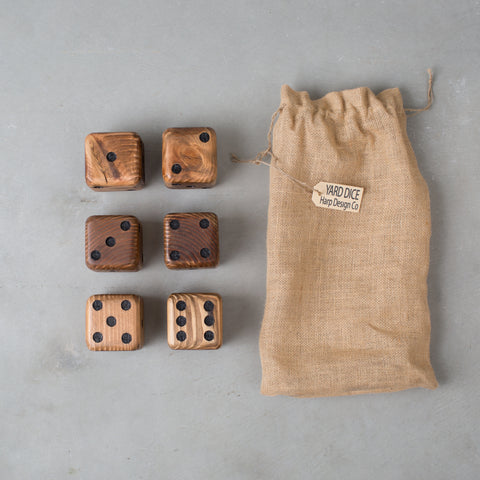 Yard Dice Set