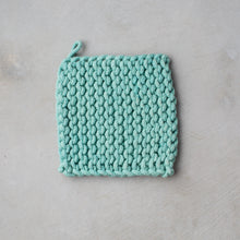 Knitted Pot Holder