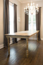 Original Farmhouse Dining Table