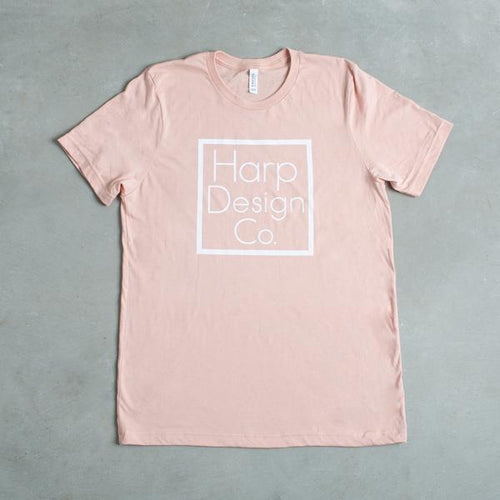Signature T-Shirt PEACH