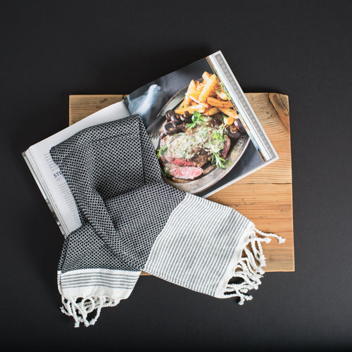 Black Diamond Fouta Towel