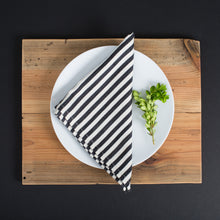 Black Stripe Placemat