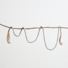 Grey Wood Garland