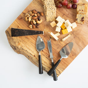 Black Handled Cheese Knives