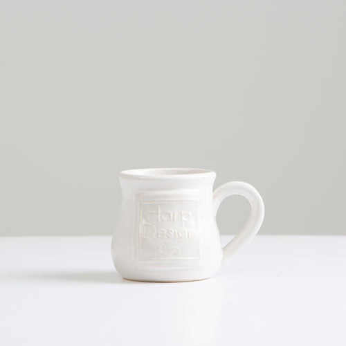 Harp Design Co Mug White