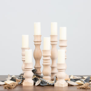 HDC Signature Candlestick Natural