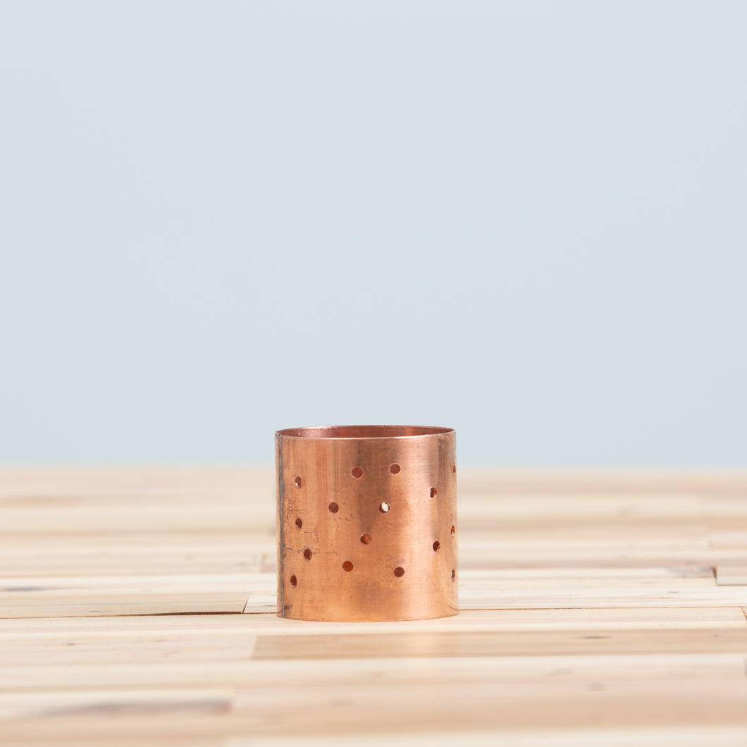 Copper Tea Light