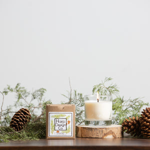 Harp Design Co. Signature Candle