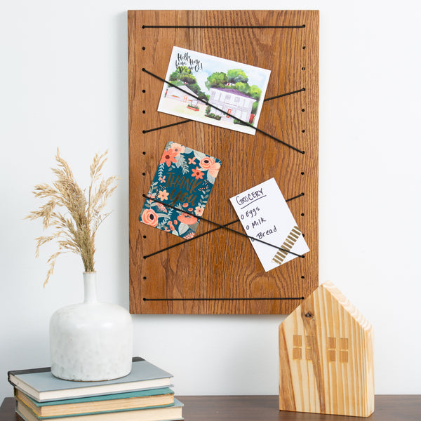 Modern Picture and Memo Board