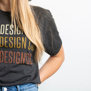 Harp Design Co. Fall T-Shirt